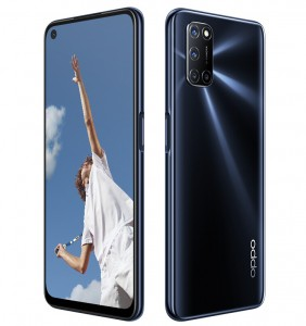 OPPO A52 выглядит шикарно