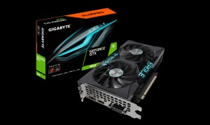 Представлена 3D-карта Gigabyte GeForce GTX 1650 D6 Eagle OC 4G