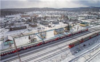 В январе Поезд здоровья примет пациентов на восьми станциях Красноярского края