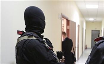 Еще одни обыски в Красноярске проходят в строительной компании «Сибиряк»