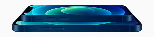 Apple выпустила смартфоны iPhone 12 и iPhone 12 mini с 5-нм чипом A14 Bionic и поддержкой 5G