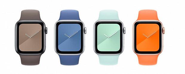 Apple выпустила новые чехлы для iPhone и ремешки для Apple Watch