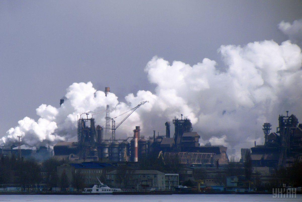 На 'Азовстали' установят мощные фильтры, которые помогут минимизировать выбросы угольной пыли в атмосферу