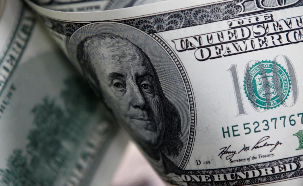 Падение доллара может составить до 20% из-за восстановления мировой экономики