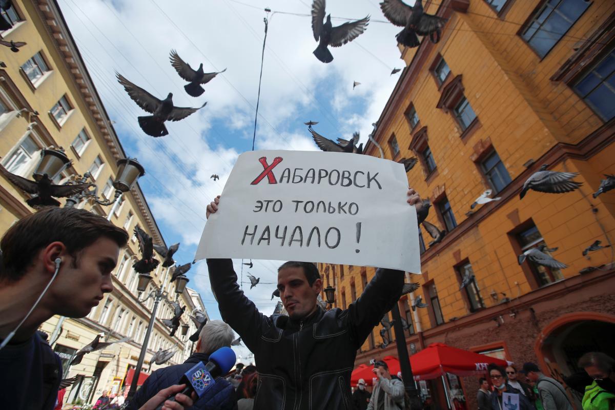 Кулеба объяснил, почему Украина не реагирует на протесты в российском Хабаровске
