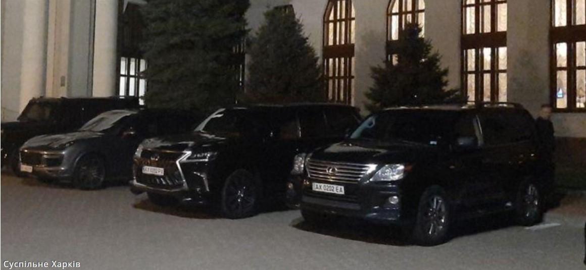За Кернесом в Харьков прибыл самолет, которым транспортировали в Германию Навального - СМИ