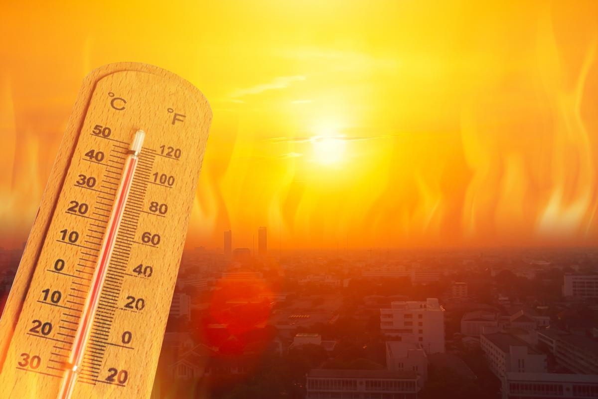 'События развиваются по худшему сценарию': синоптик предупредила о новых волнах жары в Украине