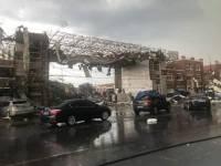 На востоке Китая 11 человек стали жертвами урагана