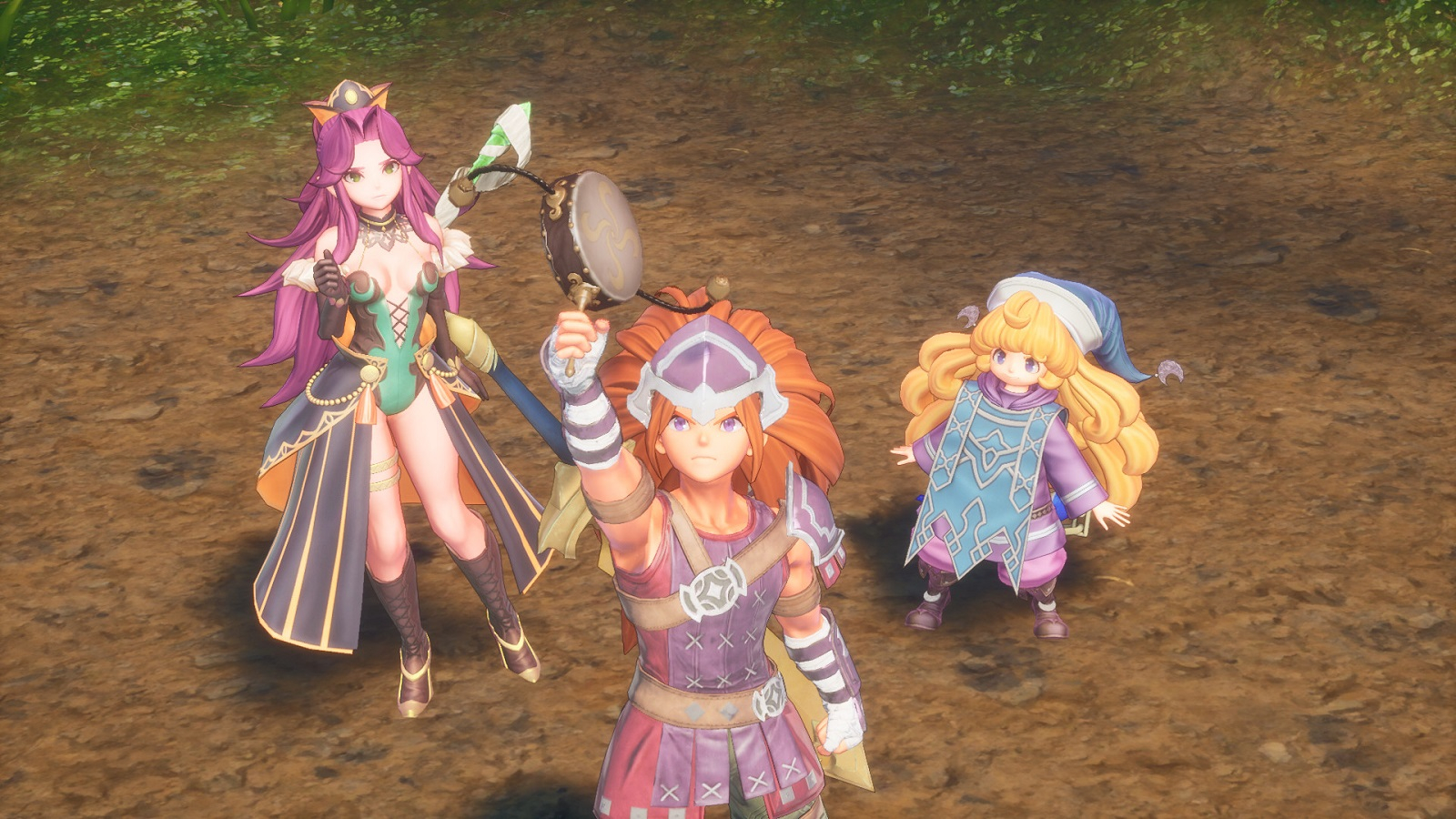 Steam-версия Trials of Mana временно лишилась демоверсии  пираты использовали её для доступа к полной игре