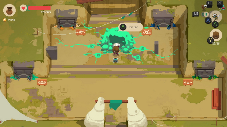 Дополнение Moonlighter: Between Dimensions выйдет на Xbox One, PlayStation 4 и Nintendo Switch 29 мая
