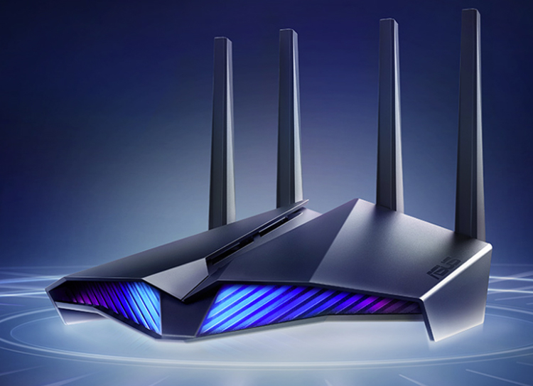 Маршрутизатор ASUS RT-AX82U соответствует стандарту Wi-Fi 6