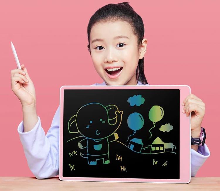 Детский планшет для рисования Xiaomi Xiaoxun имеет диагональ 16 дюймов