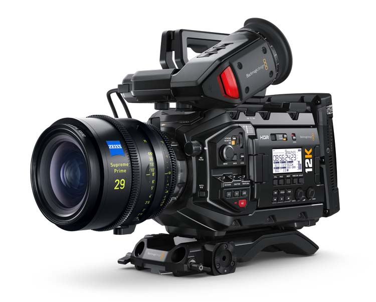 Blackmagic выпустила камеру для съёмок 12K-видео при 60 кадрах/с