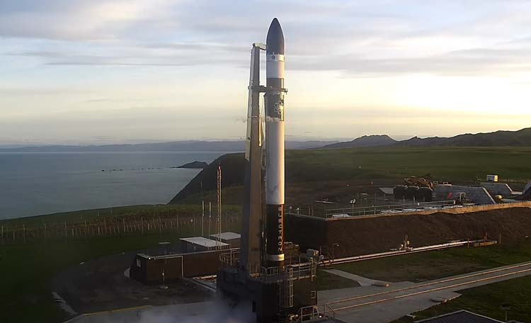 Rocket Lab объяснила потерю ракеты во время последнего запуска плохими электрическими контактами