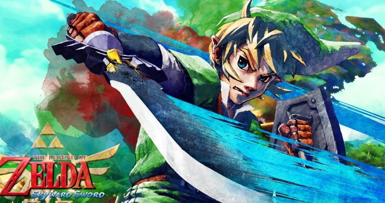Amazon UK раскрыл существование The Legend of Zelda: Skyward Sword для Nintendo Switch
