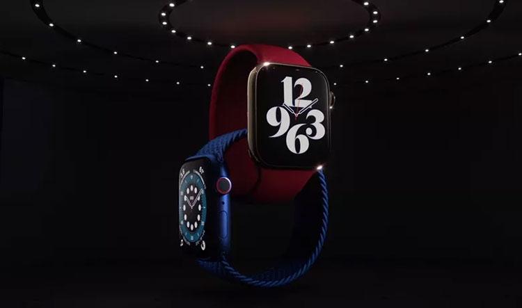 Представлены Apple Watch Series 6: измерение уровня кислорода в крови, новый процессор и ремешки без застёжек