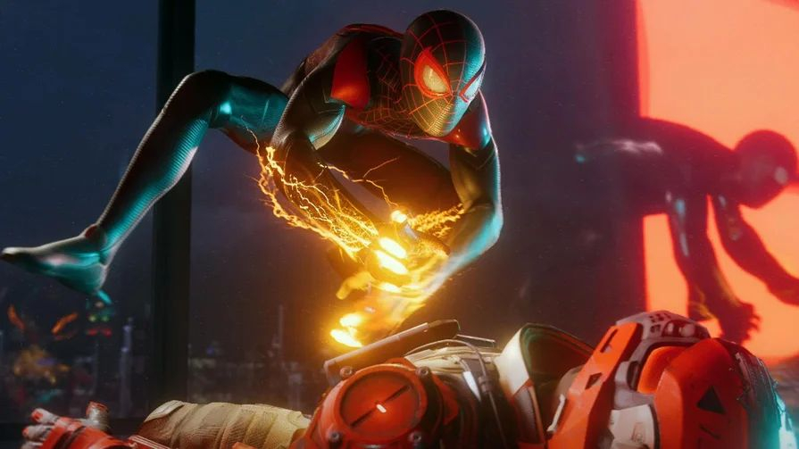 Видео: оживлённый Гарлем, враги и динамичная драка на мосту в Marvel's Spider-Man: Miles Morales