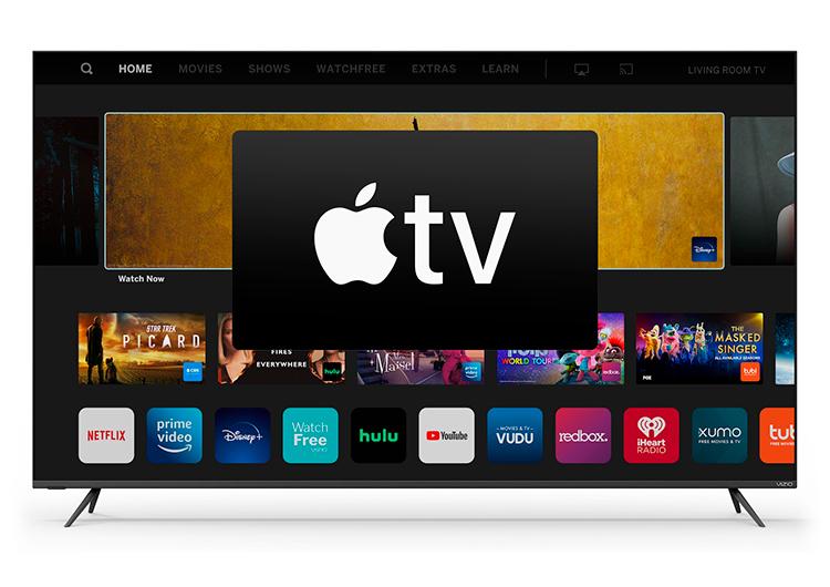 Клиент Apple TV уже доступен на PS4 и PS5