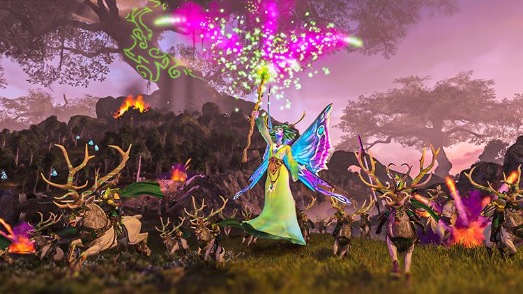 Видео: 3 декабря Total War: Warhammer II получит дополнение The Twisted & The Twilight