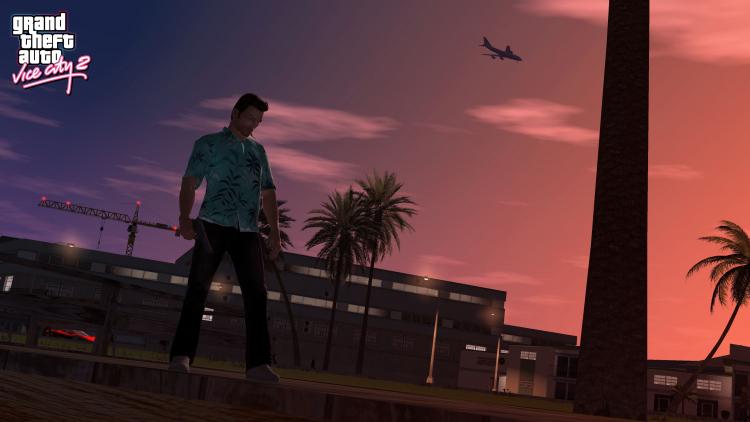 Тизер и дата выхода демоверсии Vice City 2 — фанатского ремастера GTA: Vice City на движке четвёртой части