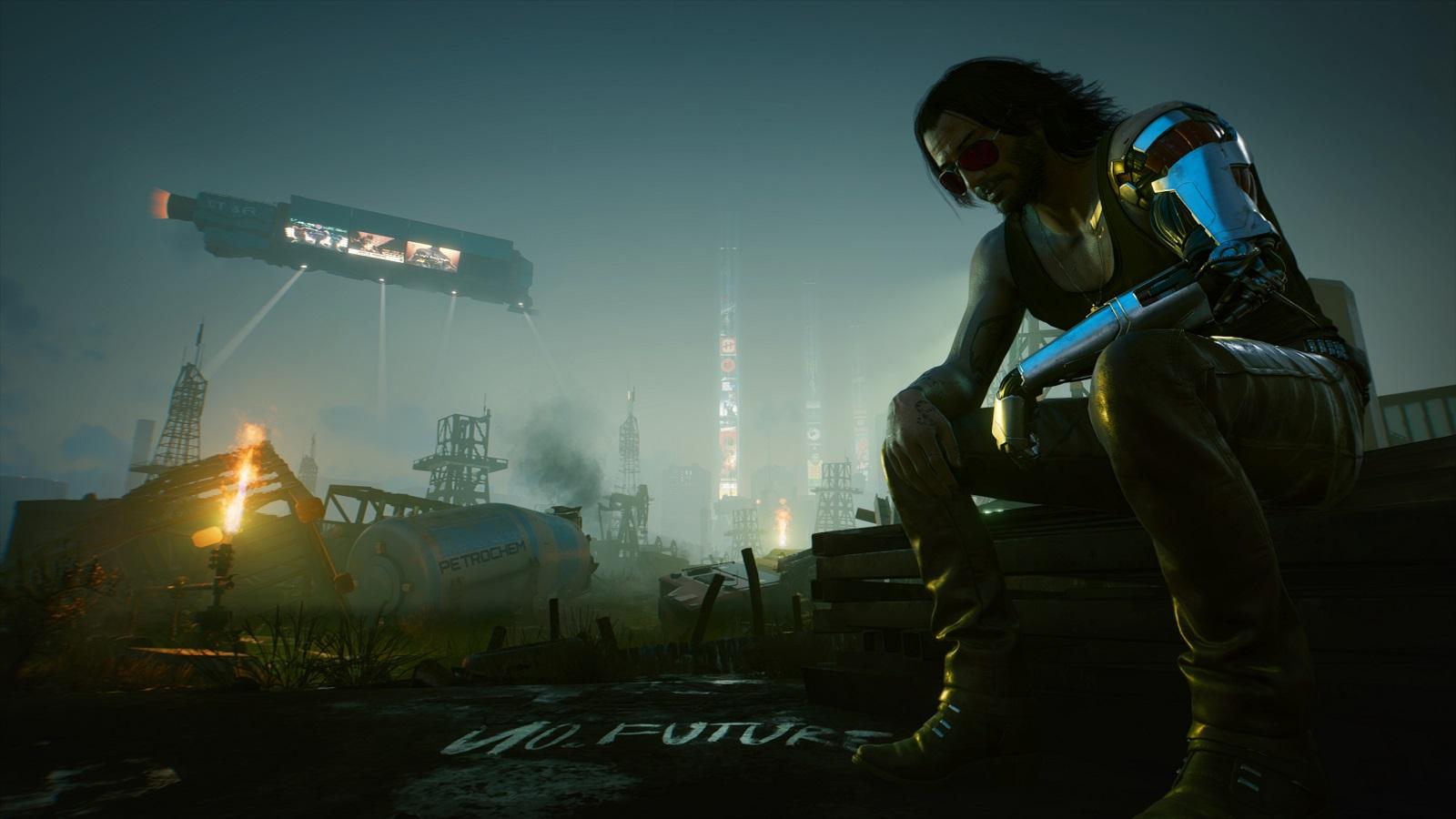 Разработчики Cyberpunk 2077 дополнили системные требования конфигурациями для 4K и трассировки лучей