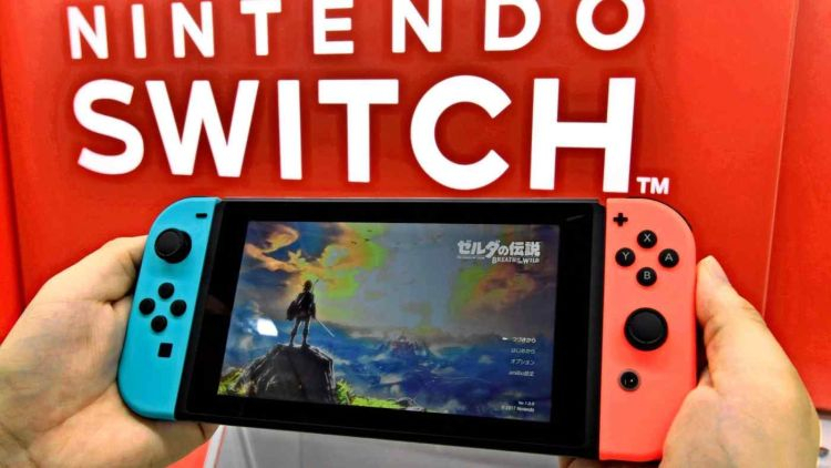 За год Nintendo рассчитывает выпустить 30 млн консолей Switch
