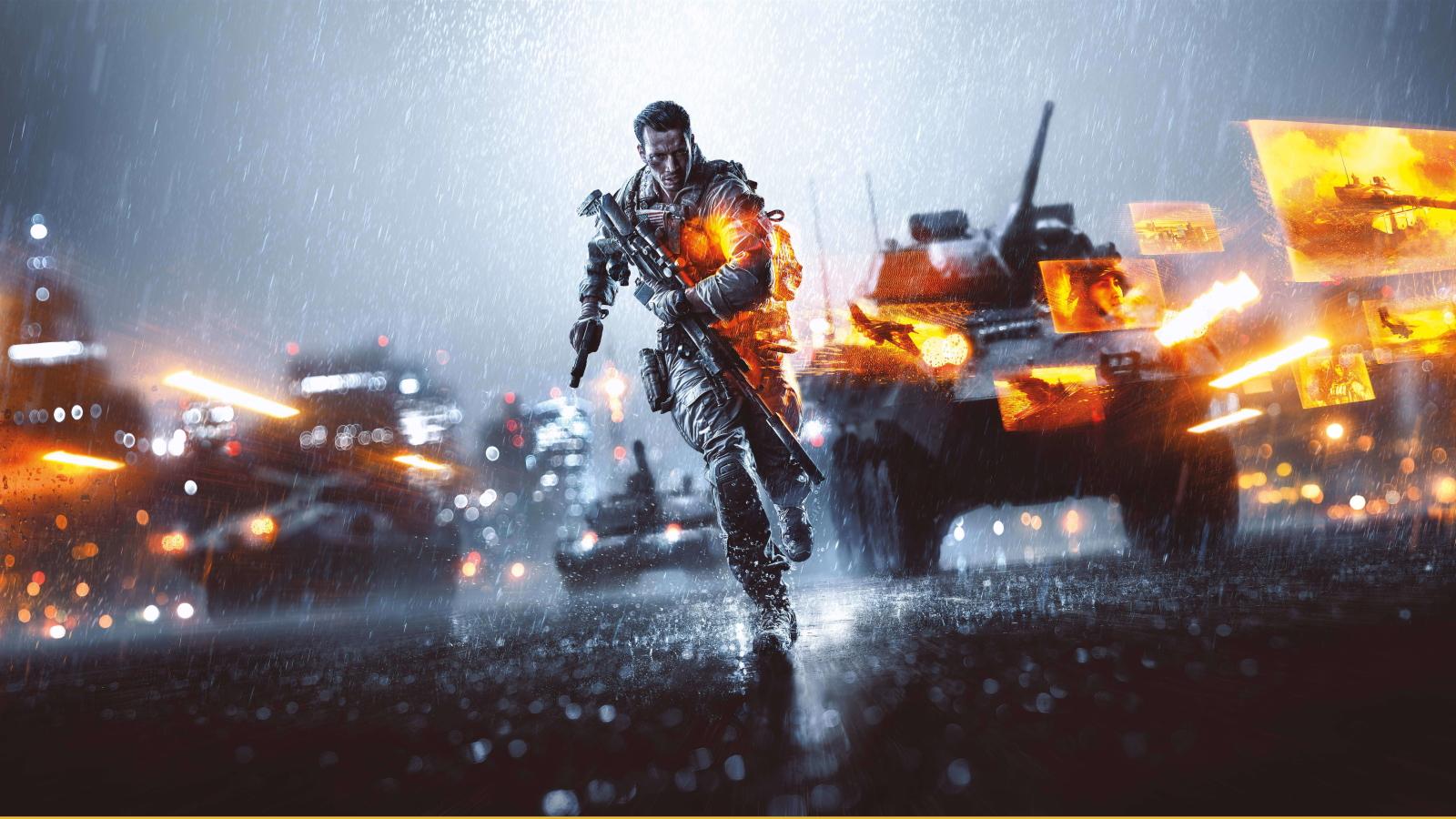 Слухи: в Сеть попало два неофициальных скриншота из дебютного трейлера новой Battlefield