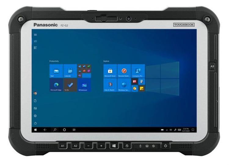 Panasonic представила защищённый модульный планшет Toughbook G2 по цене $3000