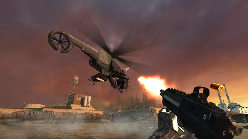Видео: энтузиаст соединил все уровни Half-Life 2 в единую карту и показал, как она выглядит сверху