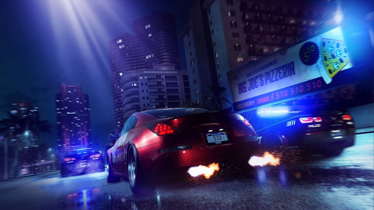 EA тизерит анонс Need for Speed: Hot Pursuit Remastered
