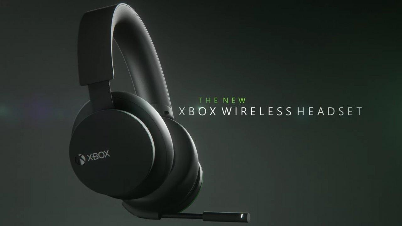 Microsoft представила новую беспроводную гарнитуру Xbox Wireless Headset
