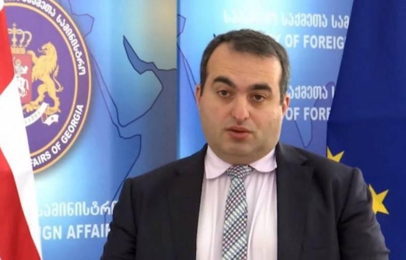 МИД Грузии прокомментировал заявления о транзите военных грузов в Азербайджан