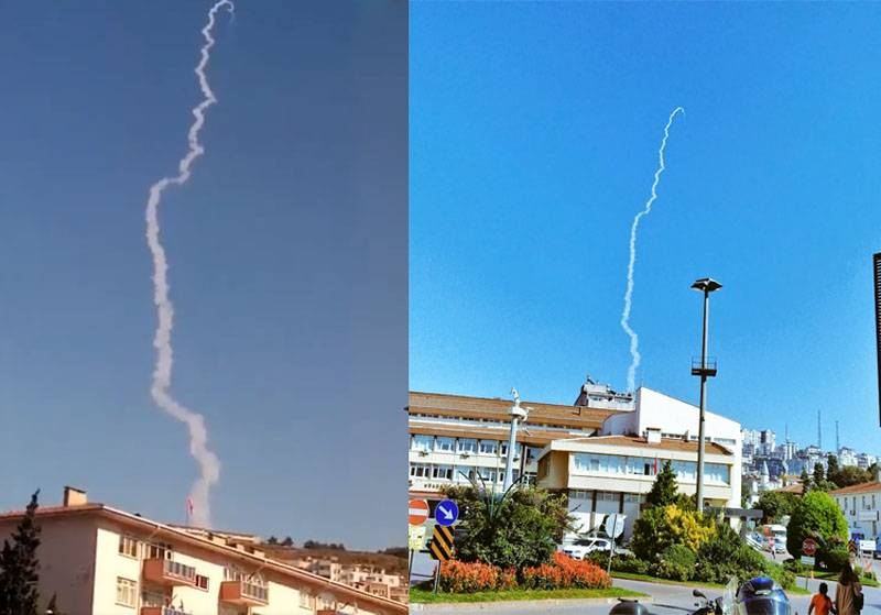 Эрдоган проигнорировал требование США: первый пуск ракеты ЗРК С-400 в Турции