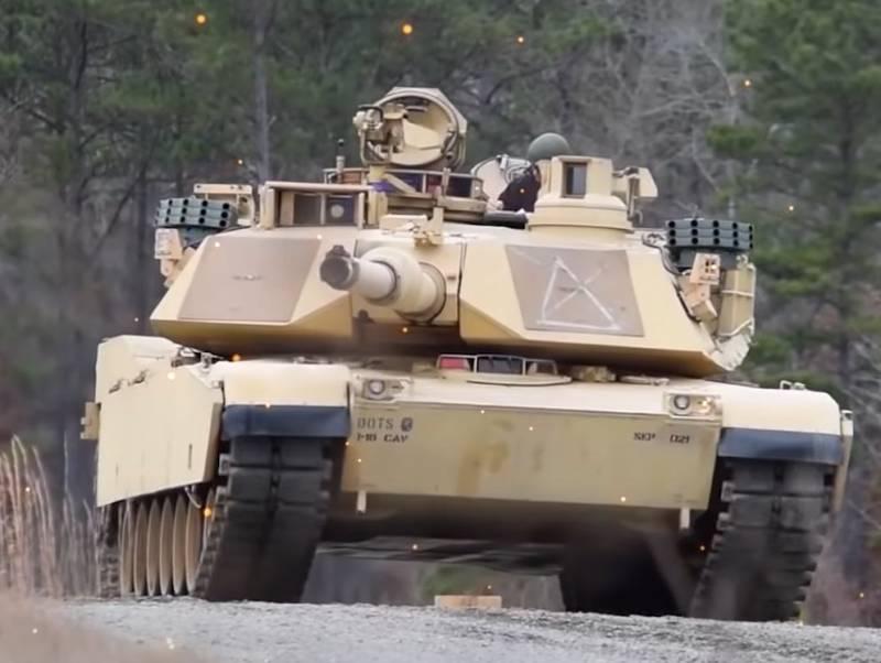 На смену M1 Abrams: американские эксперты размышляют о танке будущего и тактике танковых боев