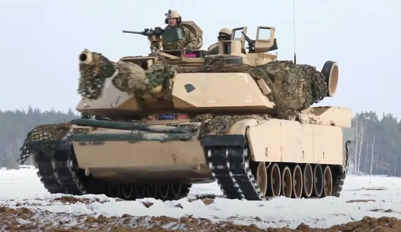 Армия США заказала мины на дистанционном управлении для атаки на танки сверху