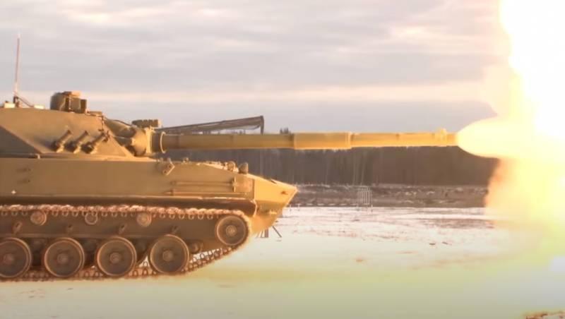 Возможность для российского «Спрута» стать лёгким танком: Индия объявила о заказе на сотни машин нового типа