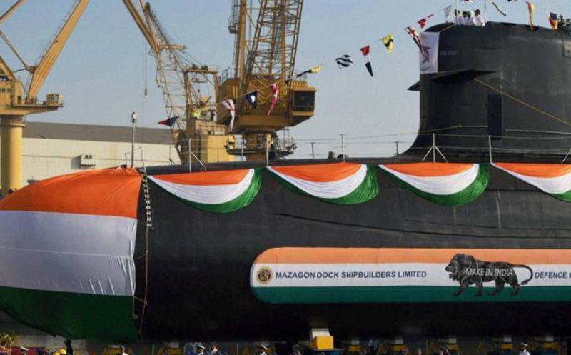 Индия отказалась от установки на новые НАПЛ анаэробного двигателя собственной разработки