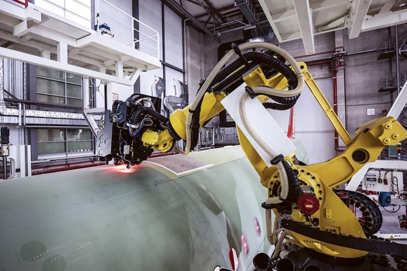 Удивительные роботы для обслуживания самолётов. Россия рискует отстать ещё больше
