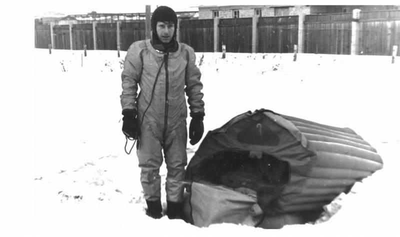 Причины попыток отказаться от применения скафандра в полете Ю.А. Гагарина