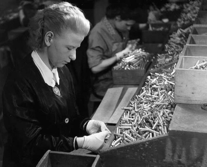 Патроны для Вермахта: производство в оккупированных стран