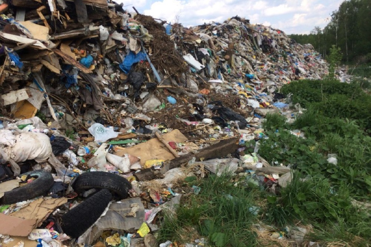 В Тверской области коммунальщики уличены в порче земли