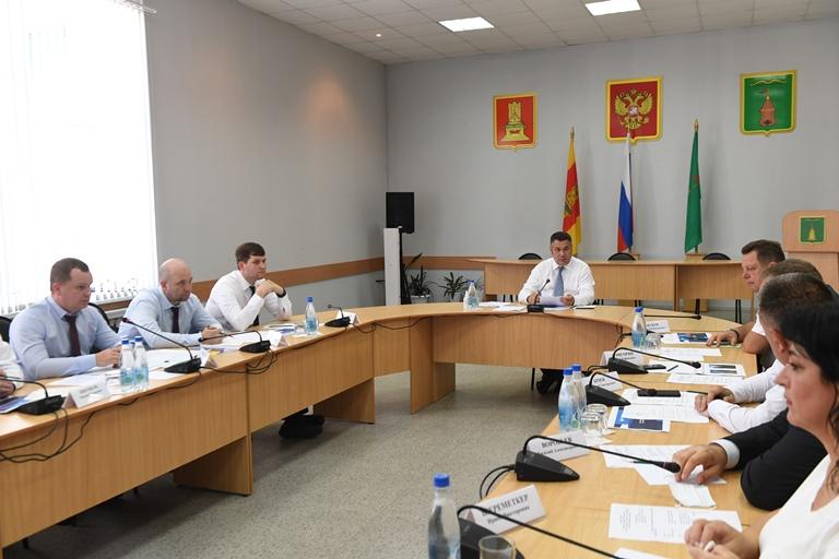 Губернатор Тверской области провел совещание по повышению надежности электроснабжения в Торопецком районе