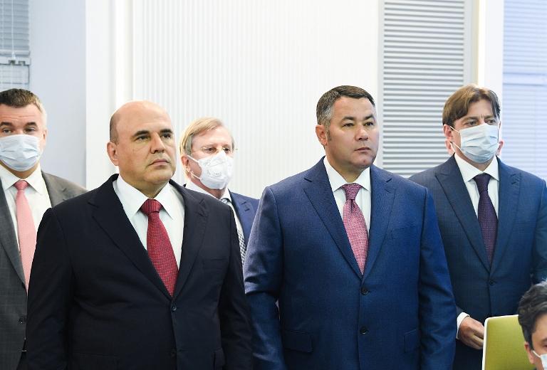 Игорь Руденя рассказал о достижениях Тверской области в импортозамещении