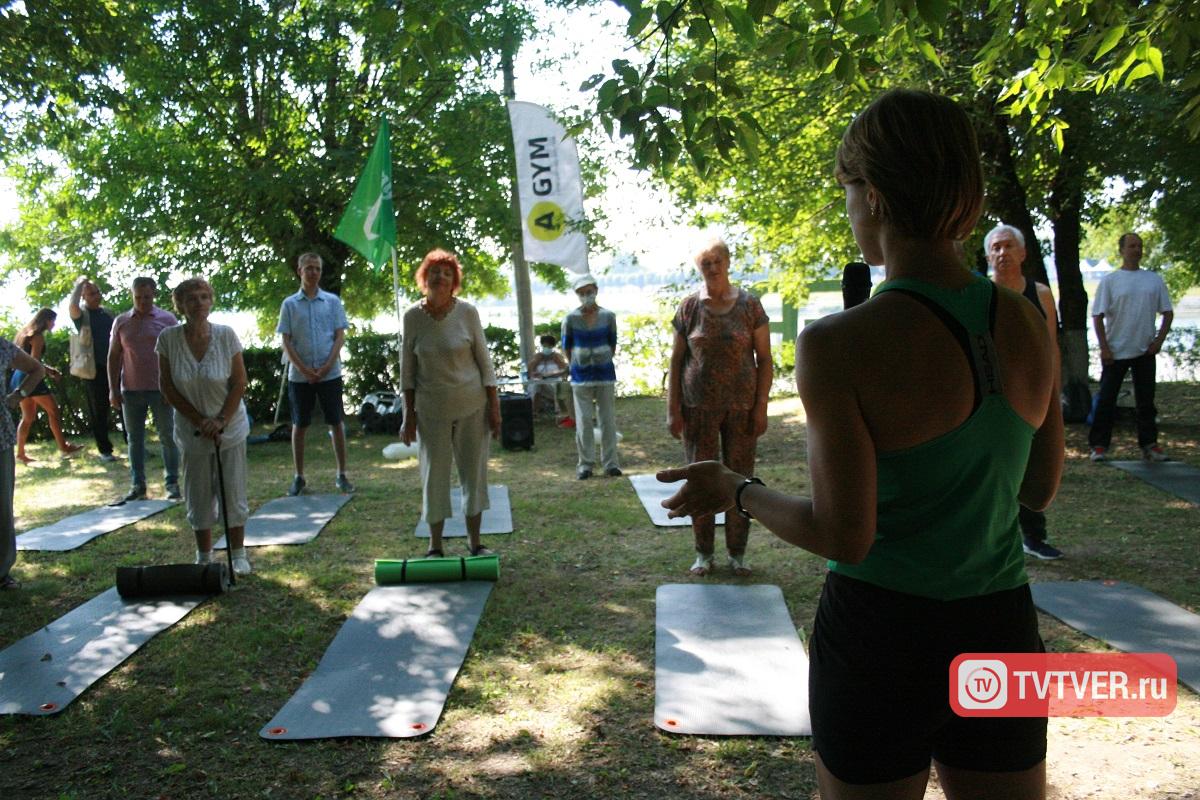 Владимир Васильев инициировал в Твери проведение занятий по дыхательной гимнастике