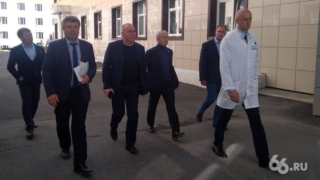 Новый министр здравоохранения помог клинике Тетюхина. Но только советом
