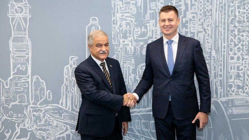 В СТМ прошло совещание с Послом Республики Куба