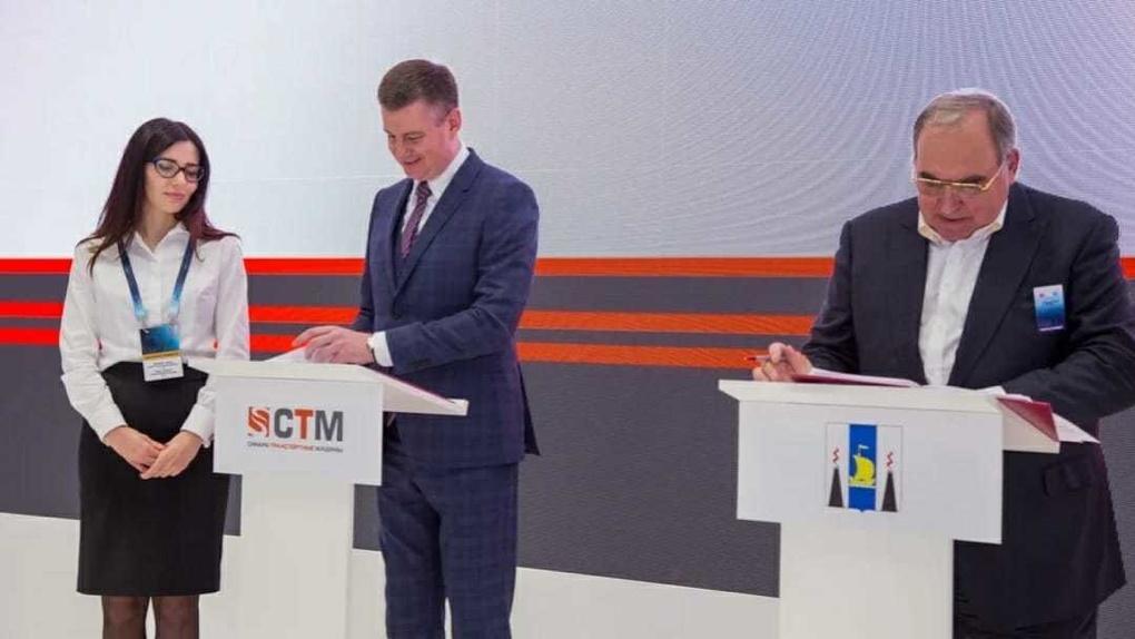 На Сахалине появятся инновационные газомоторные локомотивы