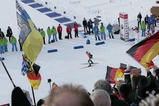 Российские биатлонистки повторили свой худший результат в эстафетах на Чемпионатах мира