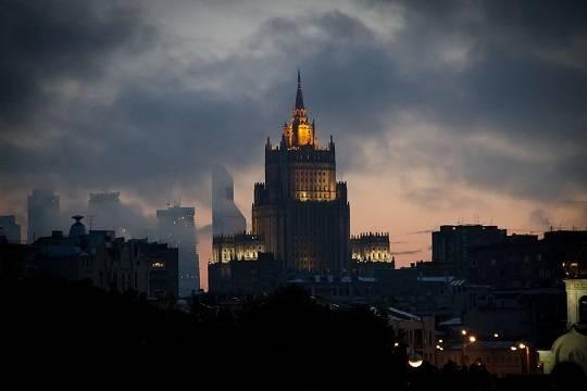 В МИД России заявили, что «Северный поток – 2» отвечает международным нормам