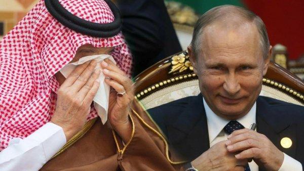 Россия победила: Москва захватывает нефтяной рынок, Саудиты на грани банкротства